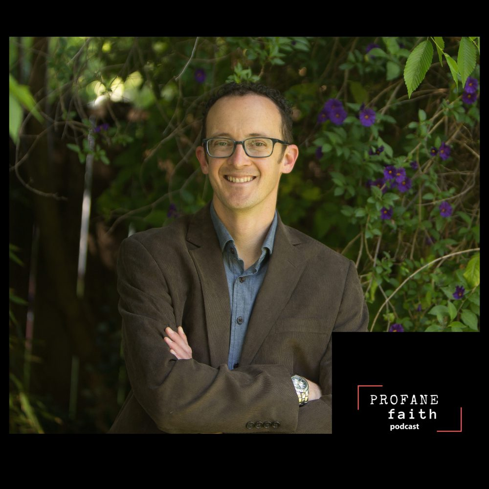 S.2 E.24 Pragmatic Engagement of Whiteness: Dr. Daniel Kirk Image