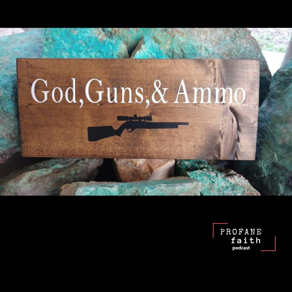 S.3 E.37 Gods, Guns, and Ammo White Violence as Ontology: David Hayes Image