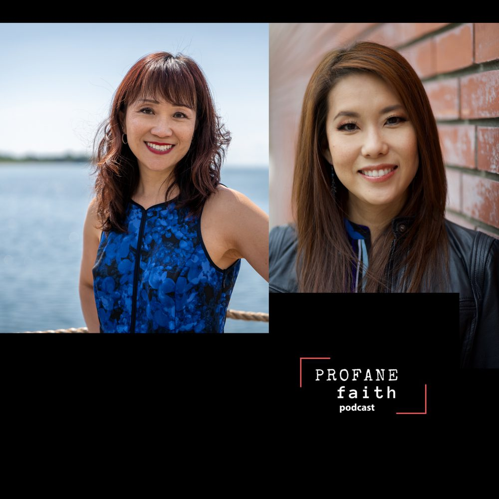 S.5 E.13 Stop Treating Asians like your Funny Pet: Kathy Khang and Irene Cho