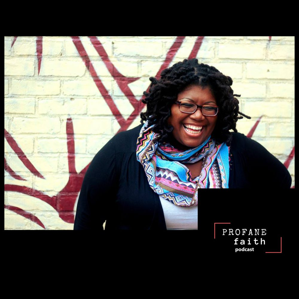 S.5 E.29 A Professional Questioner and Chaser of the Divine: Alicia T. Crosby